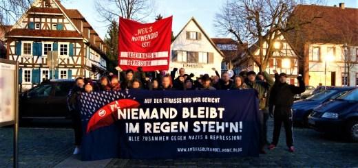 Kandel-Demos: Staatsanwaltschaft und Polizei desaströs - Verfahren gegen Antifaschistin eingestellt / mit Kommentar
