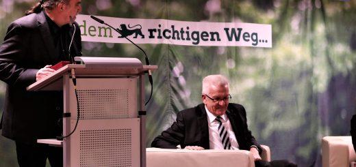 """Bündnis in Mannheim """"Sicherer Hafen"""": """"Herr Kretschmann handeln sie sofort"""""""