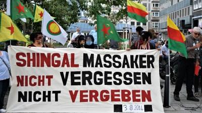 03. August: Gedenktag an das Shingal-Massaker und seine Folgen (mit Bildergalerie)