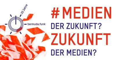 bermuda.talk # Medien der Zukunft? Zukunft der Medien? @ Jugendkulturzentrum forum Mannheim | Mannheim | Baden-Württemberg | Deutschland