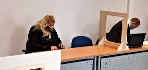 Reichsflaggenverbot in Rheinland-Pfalz unterlaufen / NPD-Funktionärin wegen des Zeigens verfassungsfeindlicher Kennzeichen verurteilt