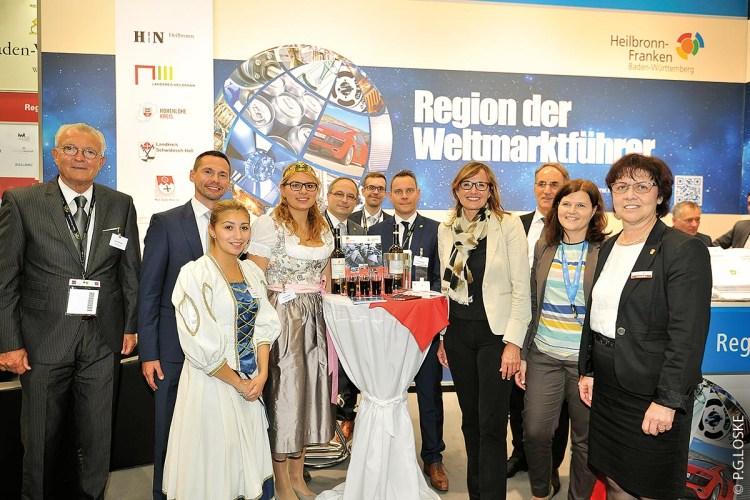 Expo Real 2018 - Baden-Württemberg lädt zur Teilnahme