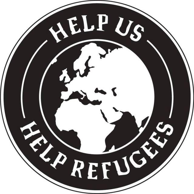 Må jeg præsentere… Glenn Kaiser fra Help Us Help Refugees