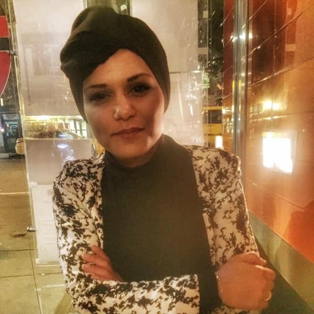 Kendte Stemmer… Natasha Al-Hariri