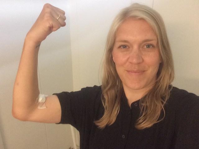 Matilde anbefaler… at blive bloddonor