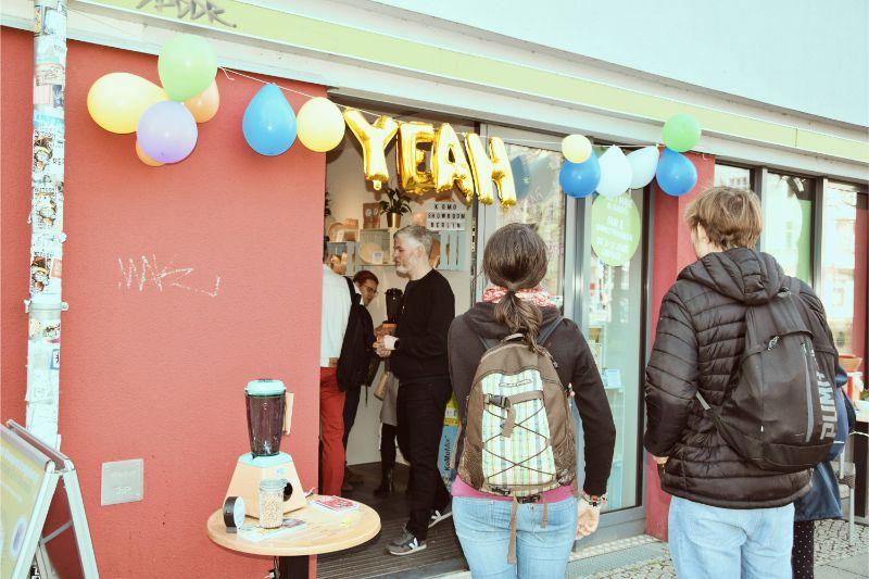 Erfolgreiche Eröffnung unseres Showrooms!
