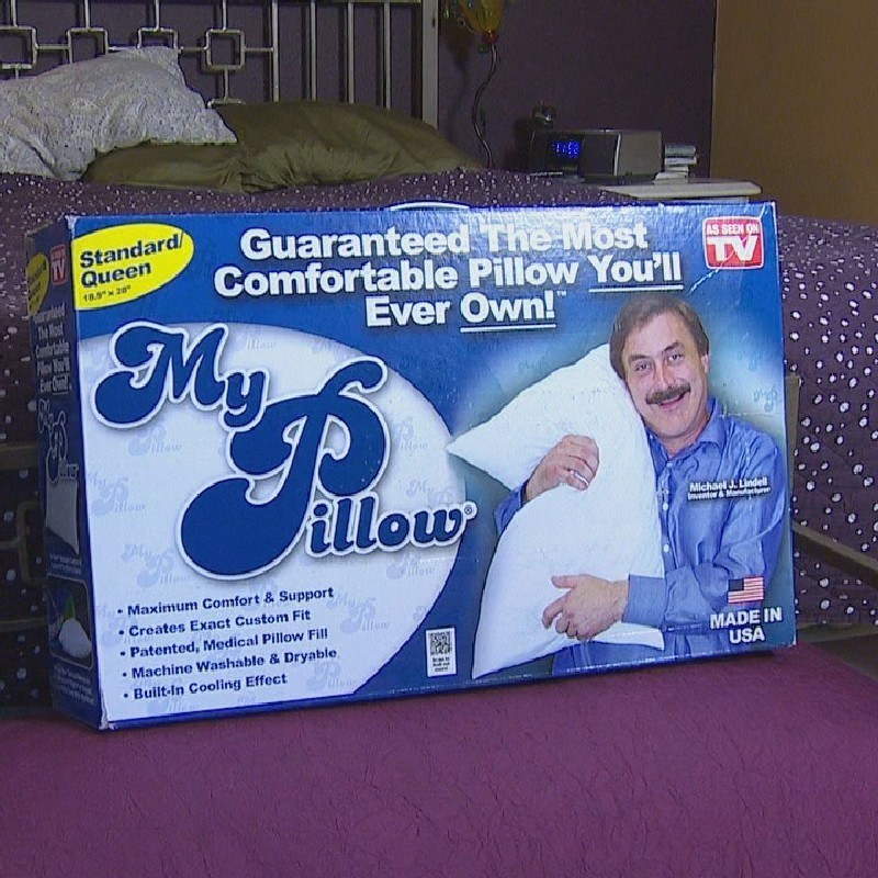 my pillow agrees to 1 million in