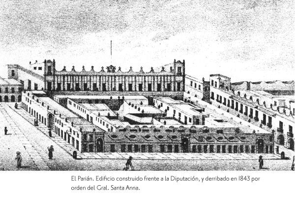 El Parián y otros mercados coloniales