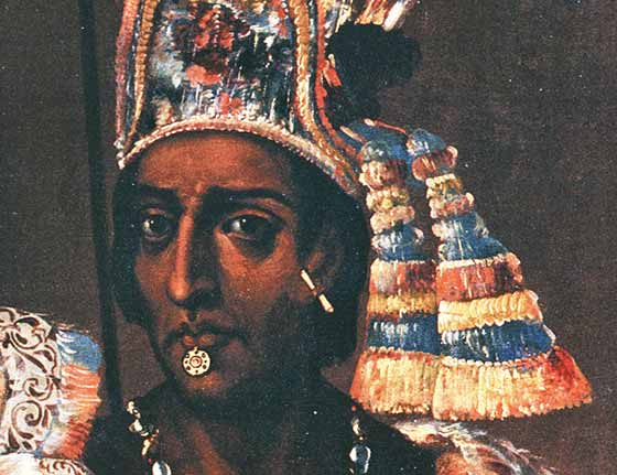 Los bezotes y los mexicas