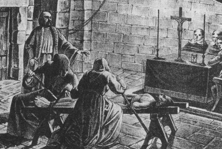 La Santa Inquisición: Tormentos y Delitos