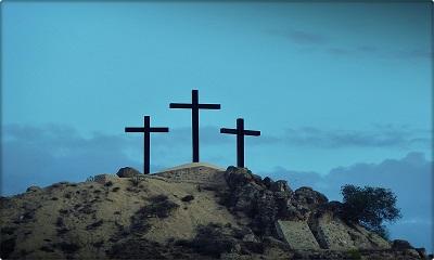 El día que murió Jesucristo