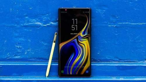 Samsung Galaxy Note 9 получит пятый Android 10 OneUI 2