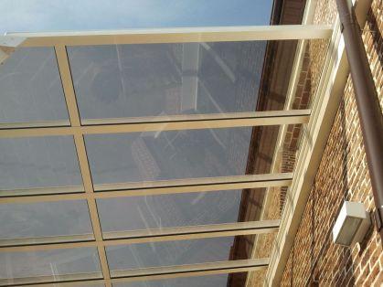 стеклянная крыша Veranda T