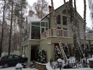 зимний сад в доме