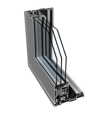 раздвижные алюминиевые окна 1600tt HI