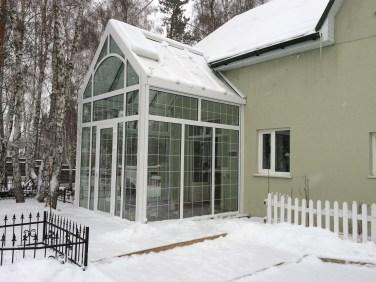 Зимний сад в Гореничах - 1