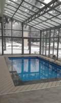 Зимний сда Компас зимой