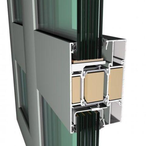 стеклопакет алюминиевое окно