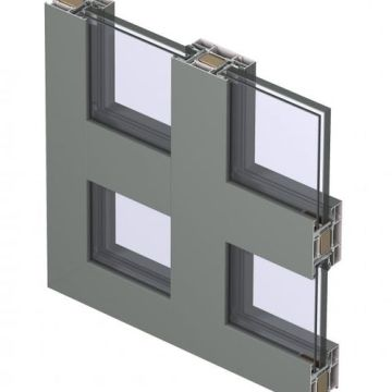 алюминиевое окно Reynaers CS 77