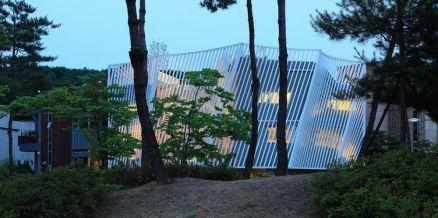 дом с алюминиевой конструкцией