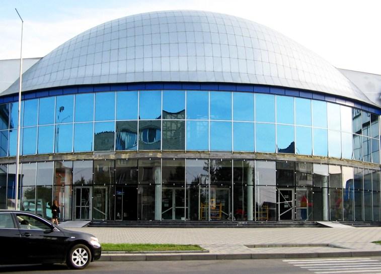 фасады из стекла Framex