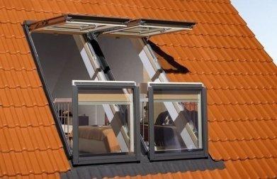 алюминиевые оконные конструкции