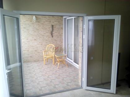 Раздвижные двери на балкон, купить раздвижные двери на террасу