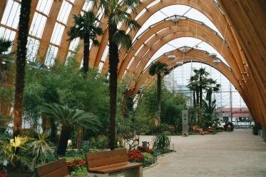 конструкция деревянного зимнего сада
