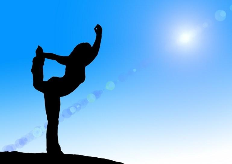 Pilates für Beweglichkeit, Entspannung und Stressbewältigung.