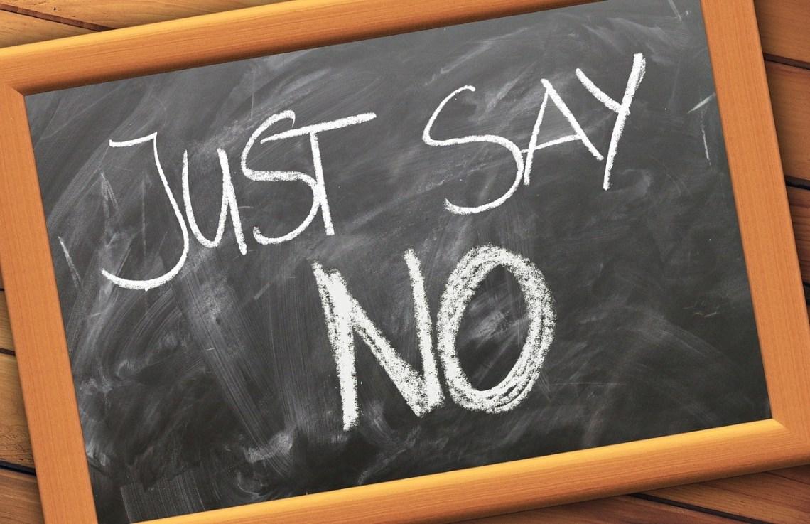 Tafel: Einfach nein sagen