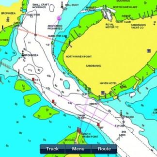 Mapy Navionics