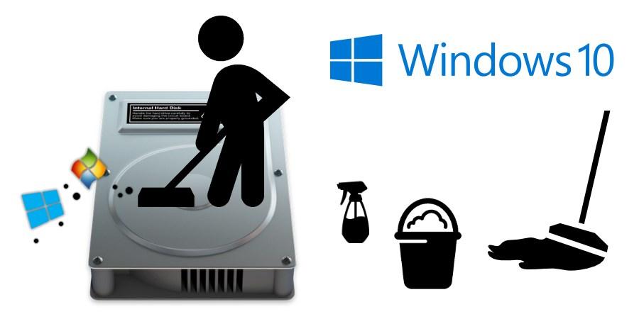 Нужно освободить место на диске в Windows 10? - Чистильщик компьютеров