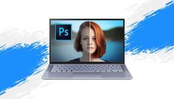 Photoshop по умолчанию в MacBook: