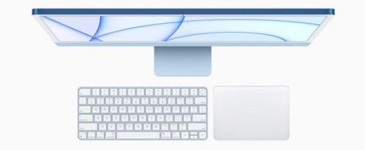 iMac с процессором M1