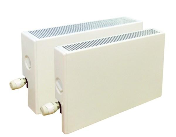 """1 5 - Конвектор """"Универсал Авто В"""", с терморегулятором, установленным на входе, однотрубная система"""
