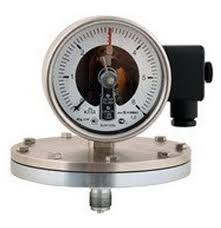 29 - Электроконтактные манометры с магнитомеханическими контактами для малых давлений