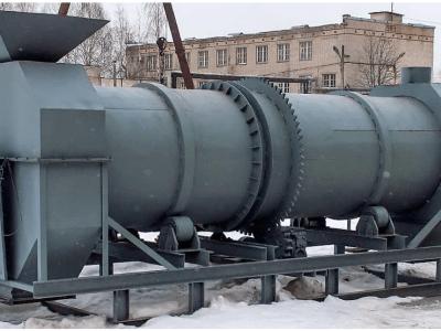 Осуществлен пуск в эскплуатацию комплекса оборудования по сушке биогумуса