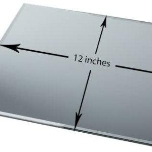 12″ Square Table Mirror