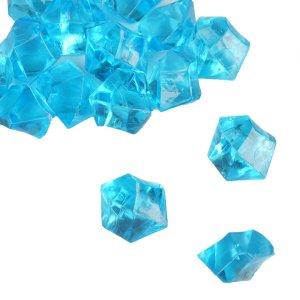 Large Acrylic Ice Beads