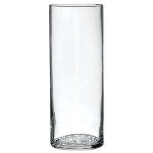 9″ Heavy Duty Cylinder Vase