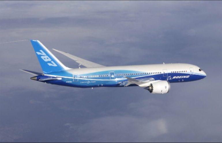 Kompozyty w lotnictwie - Boening