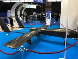 Dron - kompozyty węglowe