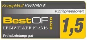 KnappWulf KW2050 Bewertung