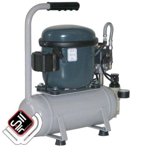 Sil-Air 30-HA-Flüsterleise Kompressor