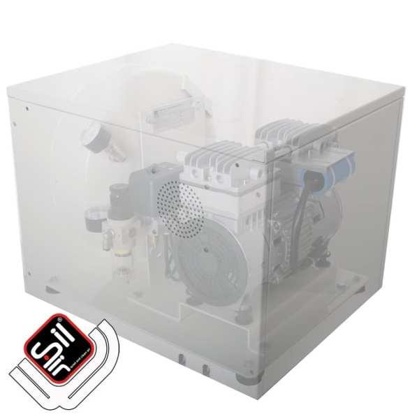 Sil-Air-CMD-ölfrei-Kompressor