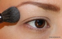 Using the UD Naked Basics: W.O.S. from brow bone to crease, Venus under brow bone