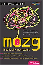 Mózg, nieoficjalny podręcznik - okładka
