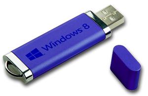 Sådan optages Windows XP på USB-flashdrevet