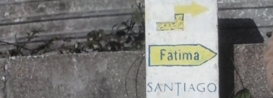 Pelgrimstocht naar Fatima