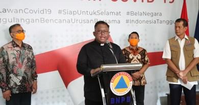 gereja katolik indonesia dan bnpb